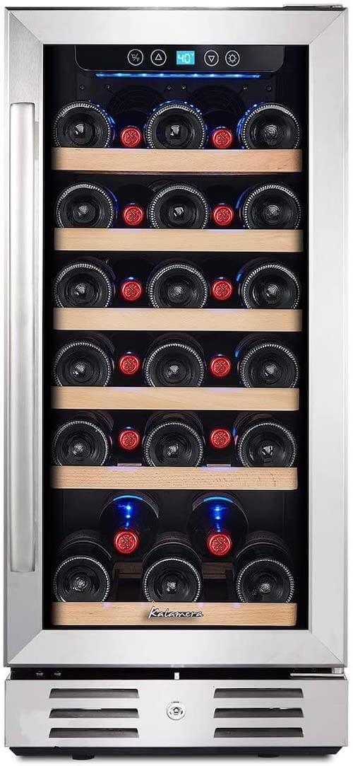 Kalamera-built-in-wine-cooler-review