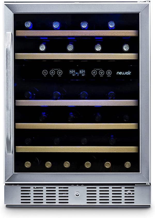 NewAir-Dual-Zone-In-built-Wine-Cooler-Reviews