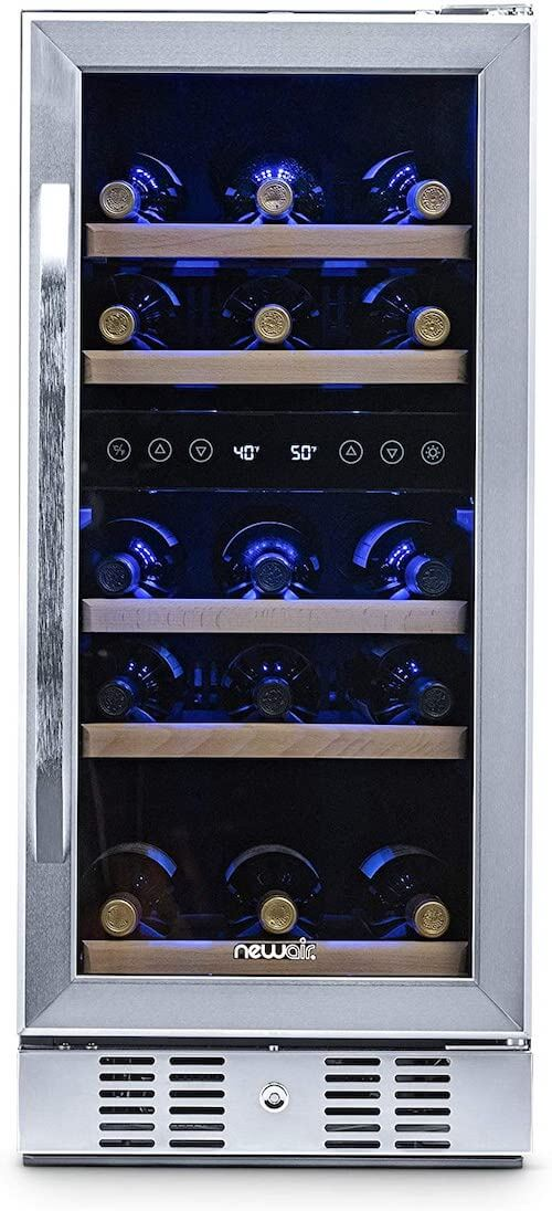 NewAir-built-in-wine-cooler-review