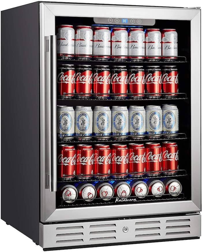 Kalamera-24-inch-Beverage-Refrigerator-175-Cans-Capacity-Beverage-Cooler