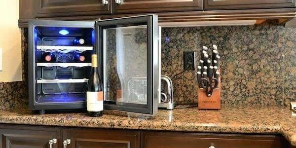 The Best Small Wine Fridge and Coolers