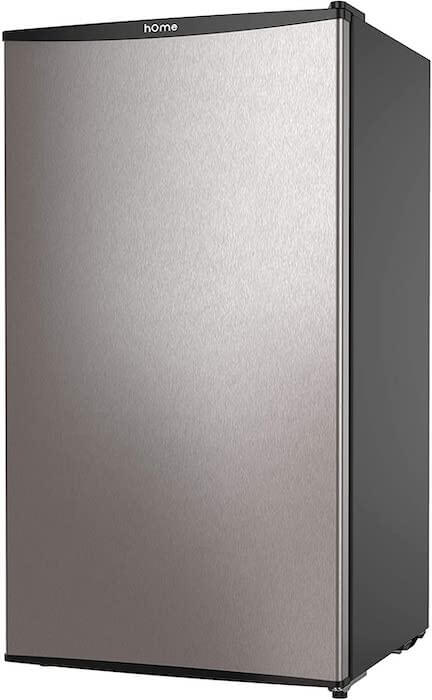 hOmeLabs-narrow-Fridge-Under-Counter-Refrigerator-with-Small-Freezer