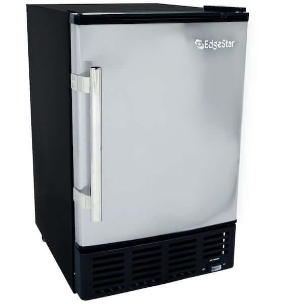 EdgeStar-IB120SS-Under-counter-Stainless-Steel-Ice-Maker