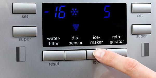 Samsung Refrigerator Reset